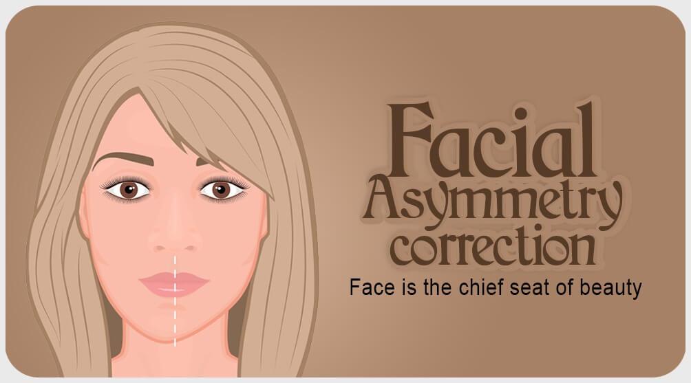Facial Asymmetry Correction