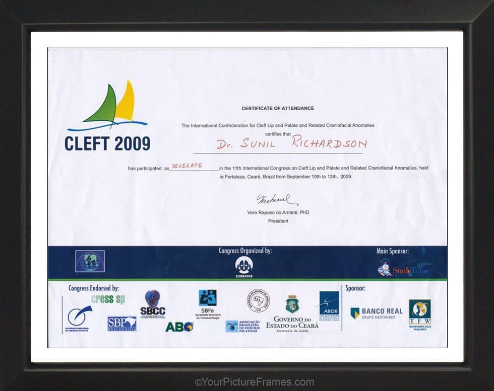Certificate of Attendance (CLEFT)-Certificate