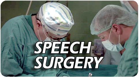 Speech correction Surgery in India