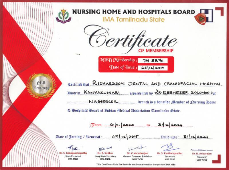 Certificate-Kanyakumari-2015