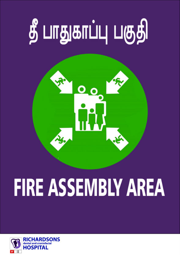 Fire Assembly Area