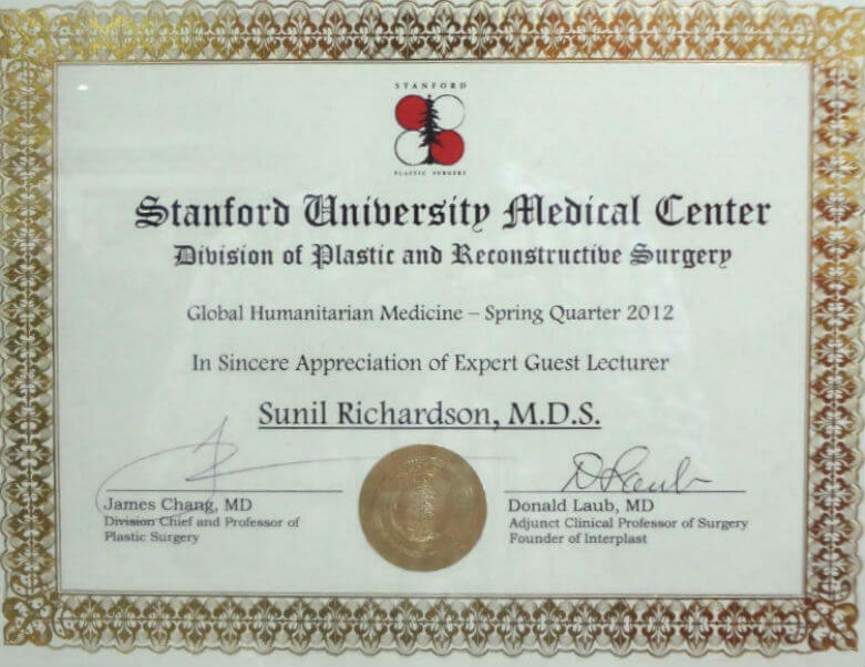 Global Humanitarian Medicine - Spring Quarter 2012