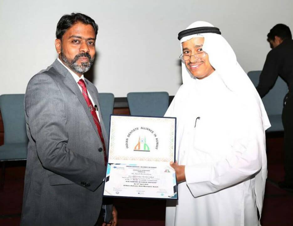 Indian Dentists Alliance in Kuwait