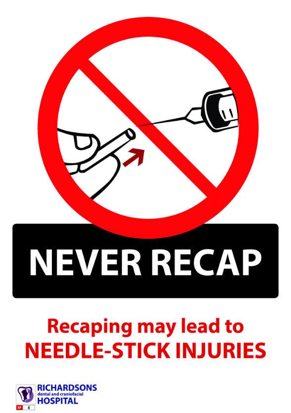 Never Recap