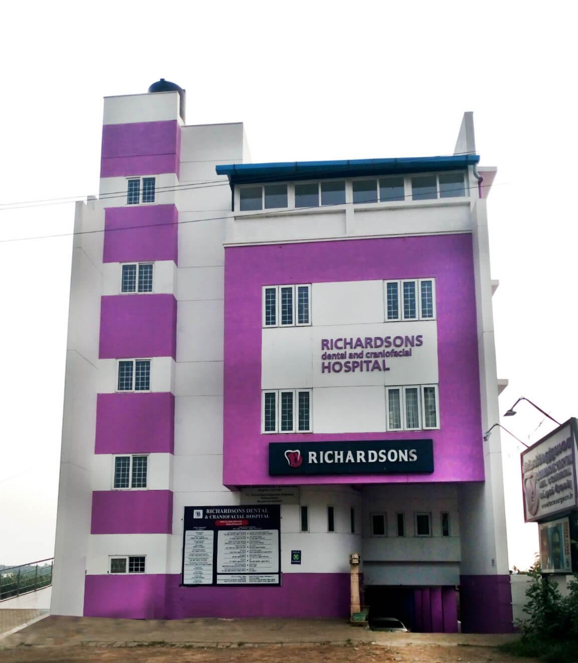 Facial Cosmetic Surgery Hospital India
