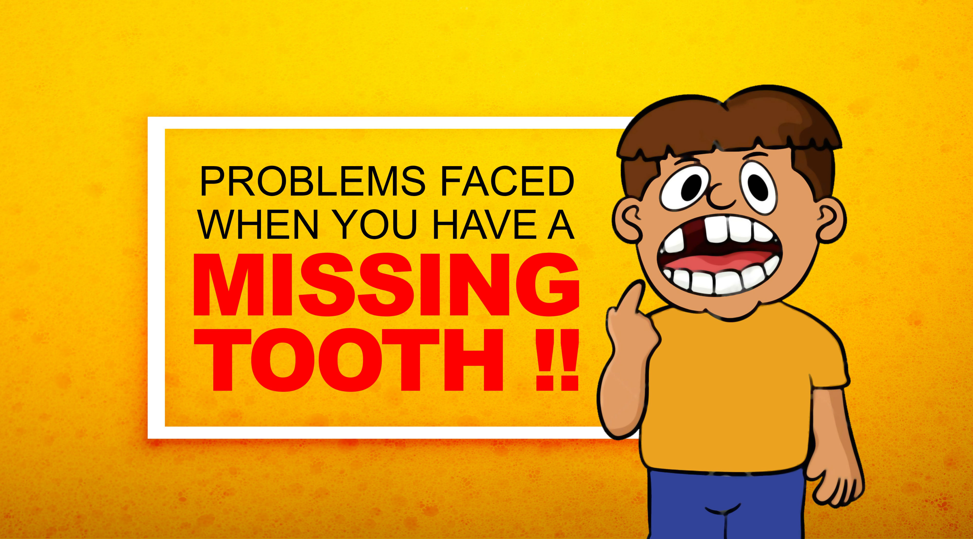 Tooth missing surgery